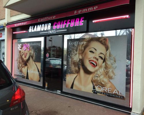 Glamour Coiffure